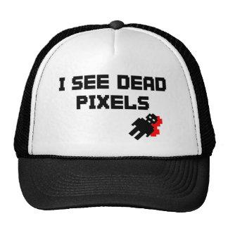 Sarah Marshall Dead Pixels Cap