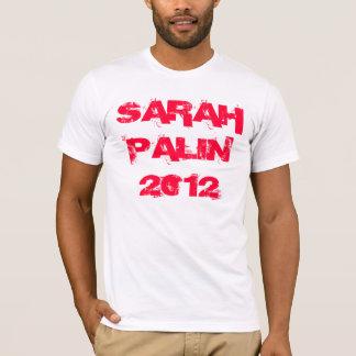 SARAH PALIN2012 T-Shirt