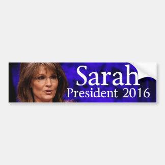 Sarah Palin2016 Bumper Sticker