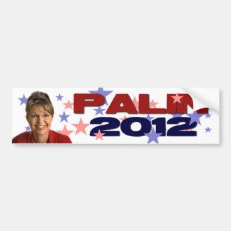 Sarah Palin 2012 Bumper Stickers