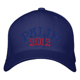 Sarah Palin 2012 Hat Embroidered