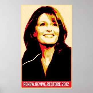 Sarah Palin 2012 Posters