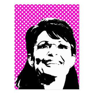 Sarah Palin 3 Postcard