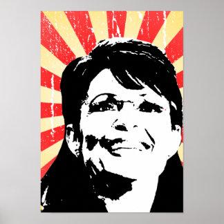 Sarah Palin 3 Poster