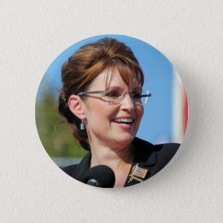 Sarah Palin 6 Cm Round Badge