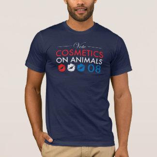 Sarah Palin Cosmetics On Animals T-Shirt