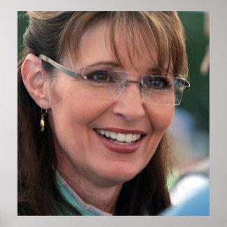Sarah Palin cu Parnell handoff Poster