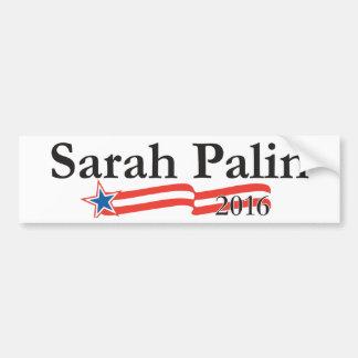 Sarah Palin for President 2016 Bumper Sticker