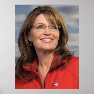 Sarah Palin Going Rogue Poster