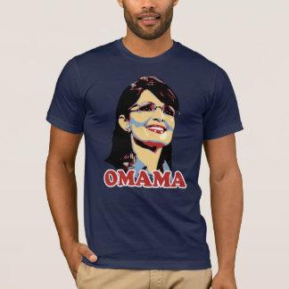 Sarah Palin Omama Color tee