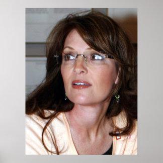 Sarah Palin Photograph Poster