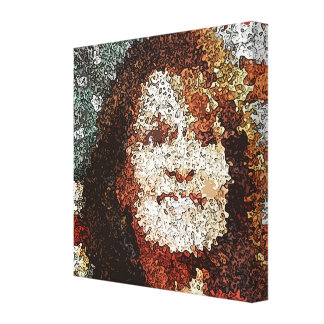 Sarah Palin Pop Art Gallery Wrap Canvas