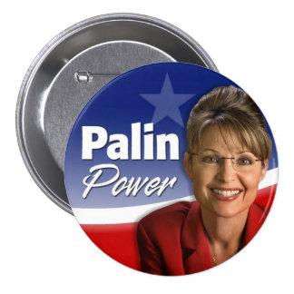 Sarah Palin Power 7.5 Cm Round Badge