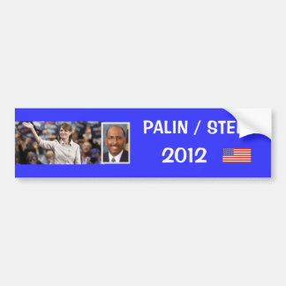 SARAH PALIN, PRESIDENT, 2012 CAR BUMPER STICKER