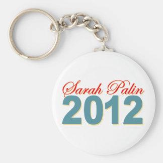Sarah Palin President 2012 Keychains