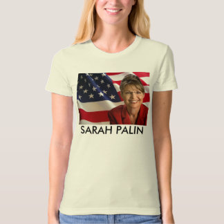 SARAH PALIN REPUBLICAN VICE PRESIDENT T-Shirt