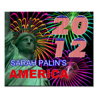 Sarah Palin s America Poster