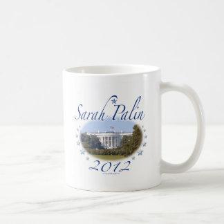 Sarah Palin White House 2012 Mug