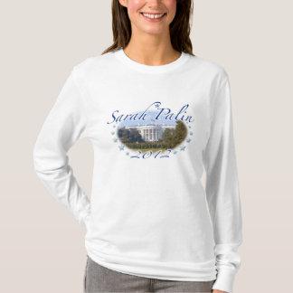 Sarah Palin White House 2012 Shirt