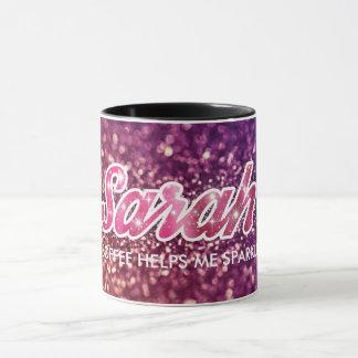 Sarah Sparkle mug