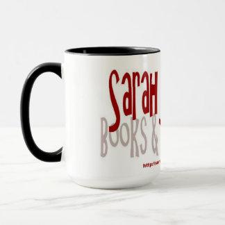 Sarah Spelbring Books & Book Reviews Mug (Black)