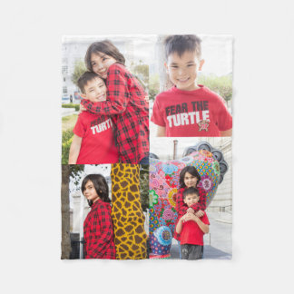Sarah & Zachy 2017 Fleece Blanket Small