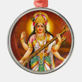 Saraswati Ornament - Version 2