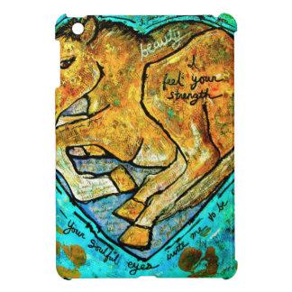 Saratoga beauty iPad mini cover