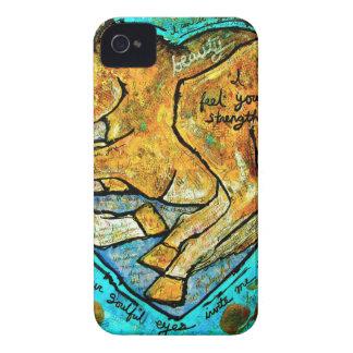 Saratoga beauty iPhone 4 case