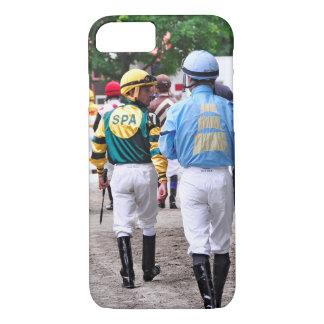 Saratoga Jockeys iPhone 7 Case