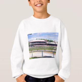 Saratoga Race Course and Clare Court Sweatshirt