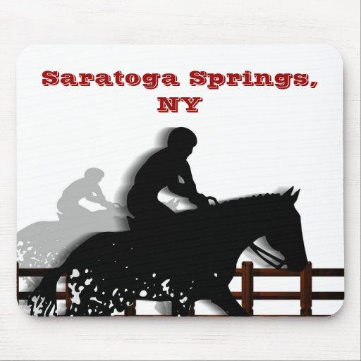 Saratoga Springs Mouse Pad