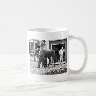 Saratoga Stables Coffee Mug