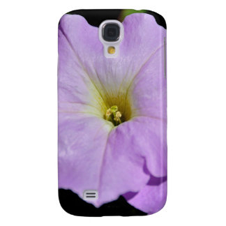 Saratoga's Mid-August Purple Wild Flower Galaxy S4 Case