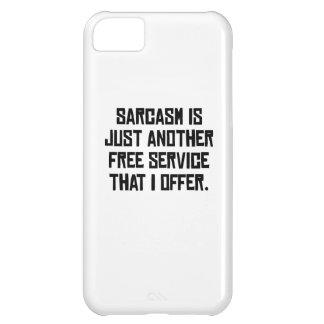Sarcasm Free Service iPhone 5C Case