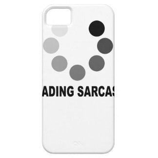 Sarcasm Loading T-Shirts.png iPhone 5 Cover