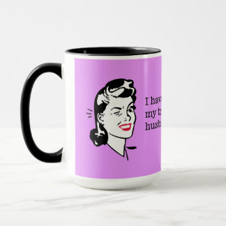 Sarcasm Mug for Ladies