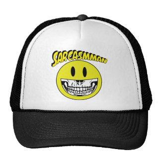 Sarcasmman Cap