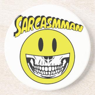 Sarcasmman Coaster