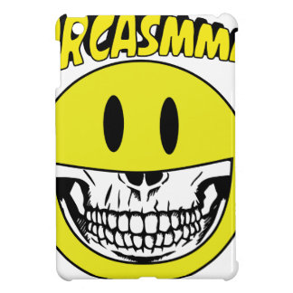 Sarcasmman iPad Mini Cases