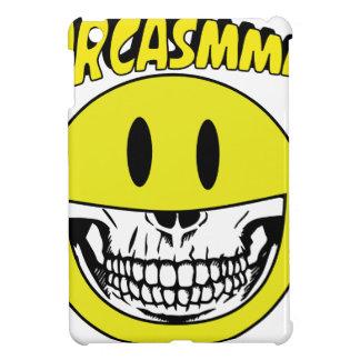 Sarcasmman iPad Mini Cover