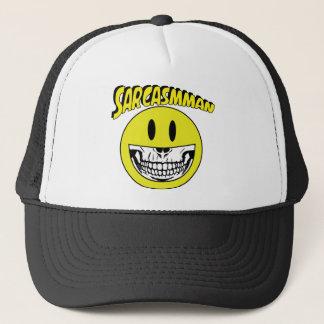 Sarcasmman Trucker Hat