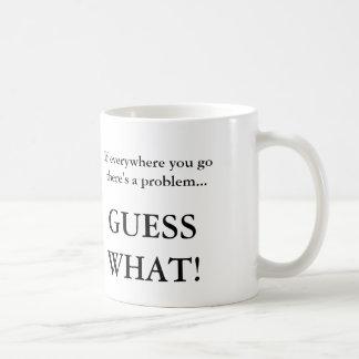 Sarcastic Answer to Annoying People Basic White Mug