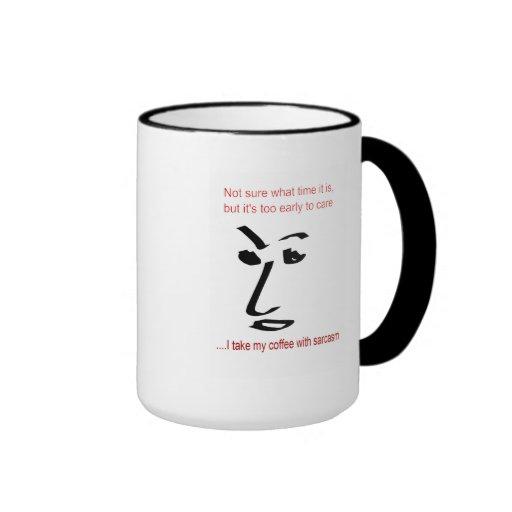 sarcastic coffee coffee mugs