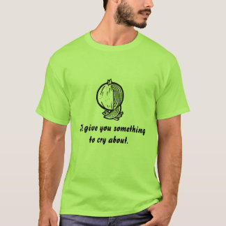 Sarcastic Onion T-Shirt