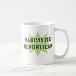 Sarcastic Republican Mugs