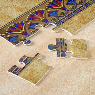 Sarcophagus 3D Egyptian Jigsaw Puzzles