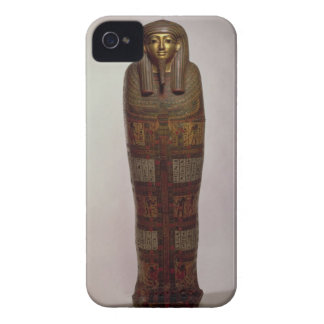 Sarcophagus of Nehemes Mentou, priest of Amon, Egy Case-Mate iPhone 4 Cases