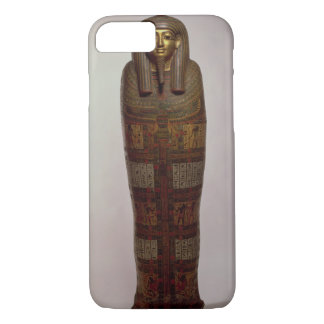 Sarcophagus of Nehemes Mentou, priest of Amon, Egy iPhone 7 Case