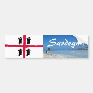 Sardegna Paradise Sticker